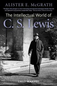McGrath - Intellectual World of Lewis - cover