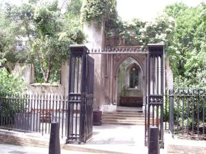 St Dunstan in the East. Image: Peter Webster